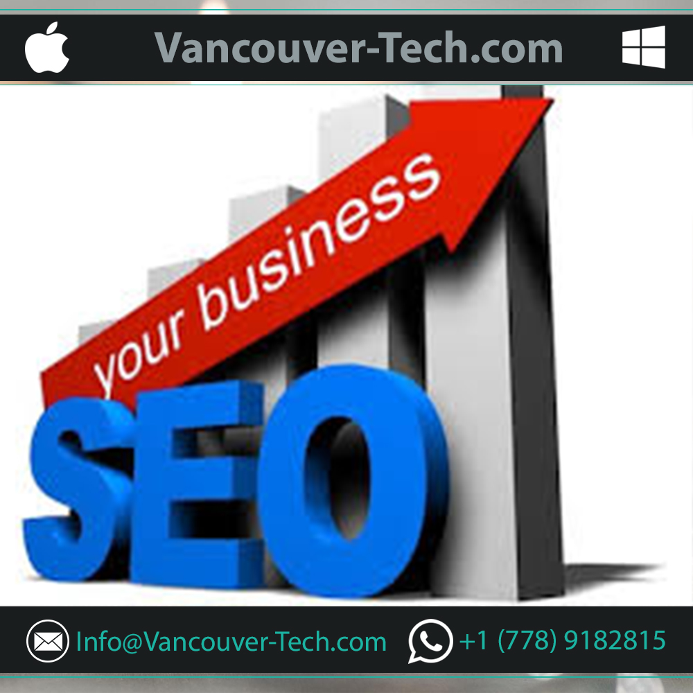 SEO agency in Vancouver, BC f