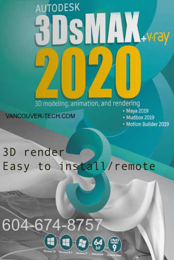 Autodesk 3ds Max 2019 is the world's famous and probably the most widely used 3D modeling software which will allow you to create some very 3D Max This software is considered as one of the top 3D animation software in the market and it is because it is focused on providing the strong modeling... DesignCAD 3D Max 2019 Free Download Get Into PC We can install it 3D max remotely on Windows 10 Pro. he majority of design tasks in 3ds Max (including creating, modifying, and animating 3D models) are only able to utilize a single CPU core
