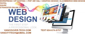 Vancouver website design, Web Development and SEO agency  #1 SEO