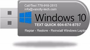 windows 10 recovery installation  remote desktop uefi and MBR CMS bios repair usb