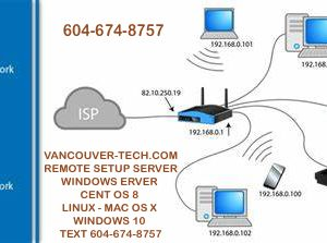 Remote Support. Cloud Computing IT : 8 years. Cisco network: 5 years. LAN WAN: 4 years. 1 more ... Onsite Windows Administrator ... Python Scripting and development: 3 years ... degree in Engineering, preferably Computer Science or Information Technology. ... SQL Server DBA: 2 years ...  Bilingual Tech support LAN jobs now available in Vancouver, BC on Indeed.com, the world's largest job site. ... IT Help Desk/Technical Support. Real Estate Company. Vancouver ... Server/System and network Administrator ... Internal and External Posting - Security Analyst - Technical Analyst Endpoint ... Computer Network Technician.