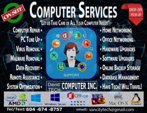 Computer Tutoring services in the Greater Vancouver area, we can train you to use … Apple Mac Software  I.T. Solutions  iMac Macbook Pro setup, sync and training, Mac and Apple software training Services for Business include: IT consulting…computer tutoring course we call ..lesson. …