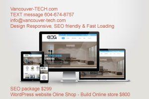 Design Responsive, SEO friendly & Fast Loading WordPress website