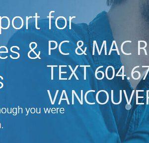 Training Computer lesson tutor Mac OS X + PC Windows 10Adobe Photoshop DreamweaverTeacher· Professional musician, educator,computerapplicationtutor· AutoCADtutor for WindowsandMac. · ExperiencedMac OSuser.AppleMac&Windows. RecoveryPC. Windows7. Office .MAC OSXWeekdays, Weekend and 24/7 Service AvailableVancouver BC,CanadaBestComputerServices...AppleMac&Windows. RecoveryPC. Windows7. Office .MAC OSXWeekdays, Weekend and 24/7 Service AvailableVancouver BC,Canada