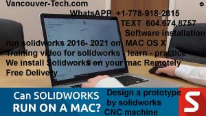 OLIDWORKSis a 3D CAD Design  SOLIDWORKS software prototype 3D CAD Design vancouver bc canada  We install all solidworks 2021 , 2020 for new laptop , we install solidworks premium 2016 .  We have full course training video for solidworks .  SOLIDWORKS 3D CAD solutions enable you and your team to quickly transform new ideas into great products. Intuitive 3D design and product development solutions from SOLIDWORKS let you conceptualize, create, validate, communicate, manage, and transform your innovative ideas into great product designs.  A prototype is the BEST example orcognitive representation of something within a certain category. ... What Is a Product Prototype? A product prototype isan example of a product you intend to manufacture on a much larger scale. Compared to mass production, prototyping has a high cost per individual unit.  SOLIDWORKSDesktop 3D CAD ... For over 25 years,SOLIDWORKS® has been the trusted industry standard indesignand engineering. Intuitive 3Ddesignand product  As the foundation for the entireSOLIDWORKSsuite of product development solutions,SOLIDWORKSCAD packages coverdesign, simulation, cost estimation,... We also can install any plugins such Which 3D Design Software should you use? we can help you 3d software 3d cnc 3d printer